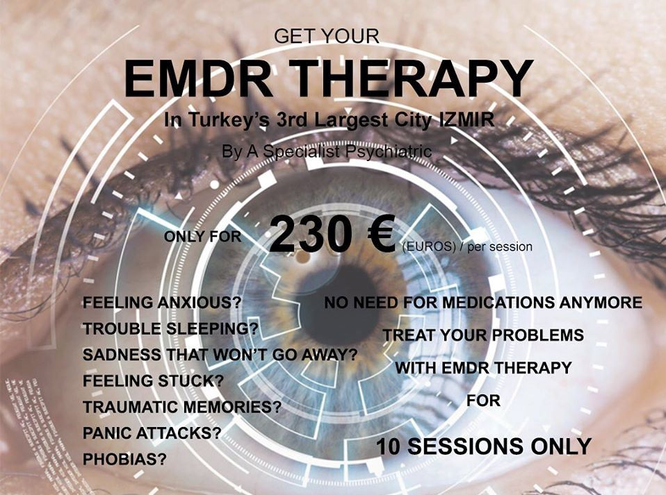Best EMDR Therapist Turkey | Recommended EMDR Therapy | Online EMDR Therapy